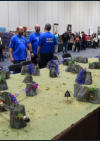 Salute 2015 on the day