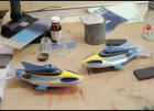 Painting the Vessels